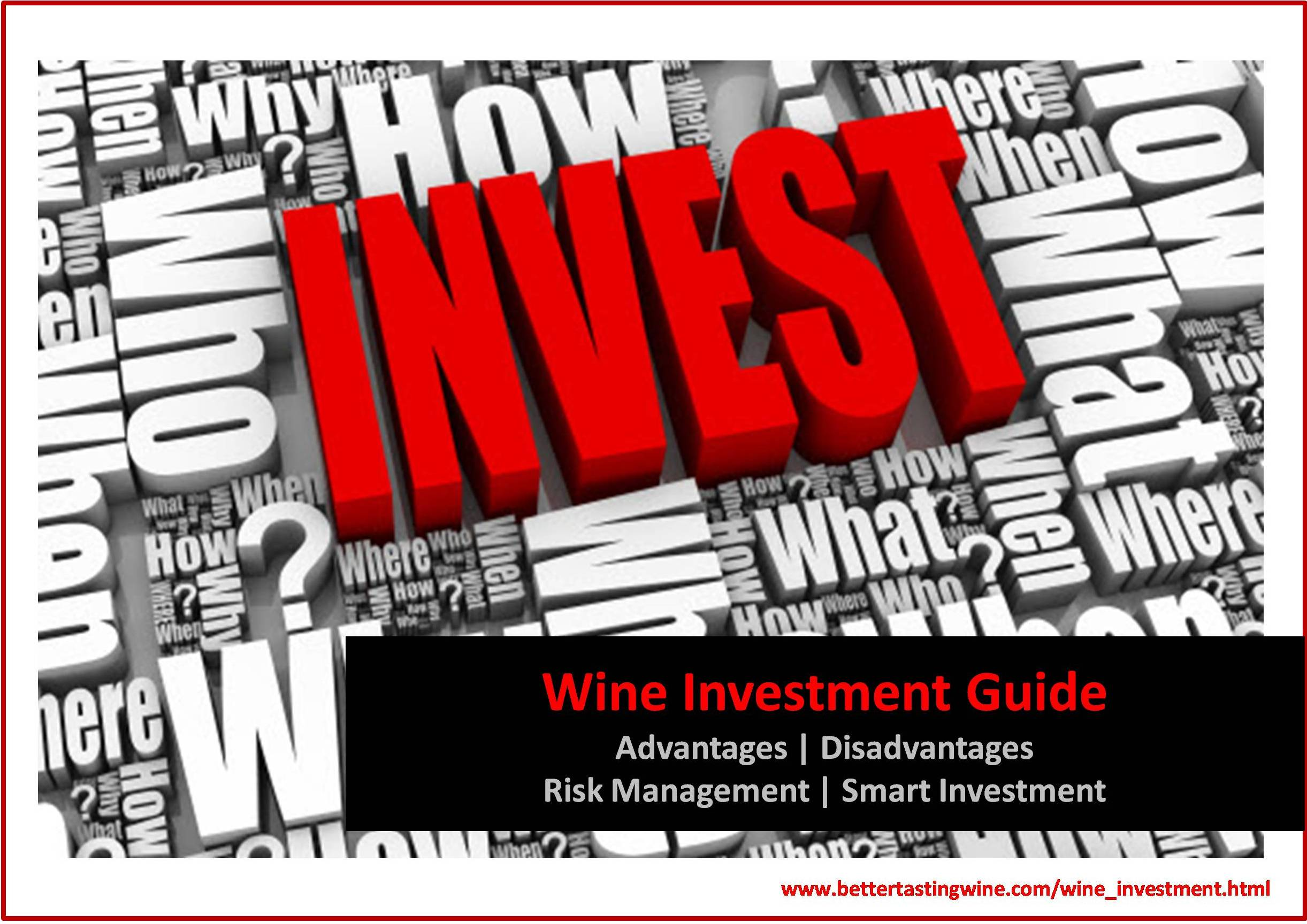 Wine Investment Guide